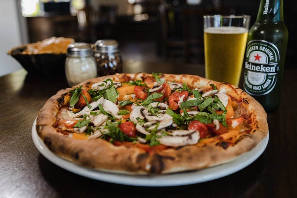 Best Sausalito Pizza - Aurora Restaurante