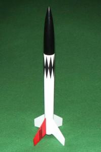 Estes 'Antares' Rocket