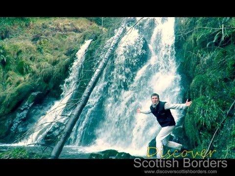 Scottish Border's Waterfalls - Part Deux