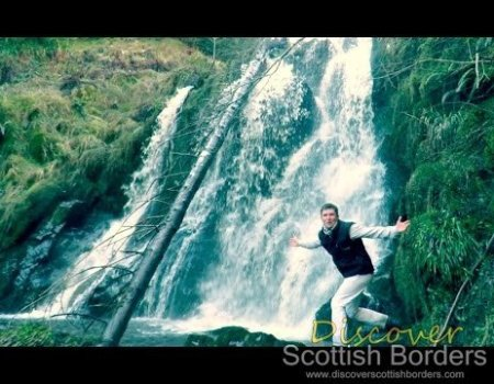 Scottish Border's Waterfalls – Part Deux