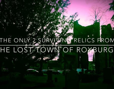 Shorts – Relics of Roxburgh