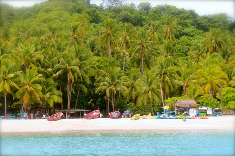 Tortuga Island Montezuma Costa Rica - 033