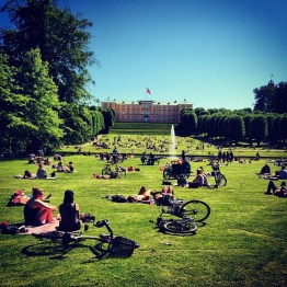 "Frederiksberg Garden, ""This place is UNREAL"" - Danielle Pulli"