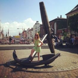 """Copenhagen: conquered"" - Chelsea Barrett"