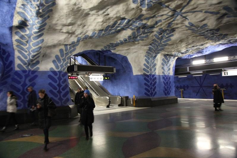 T-bana, Stockholm Metro System (11)