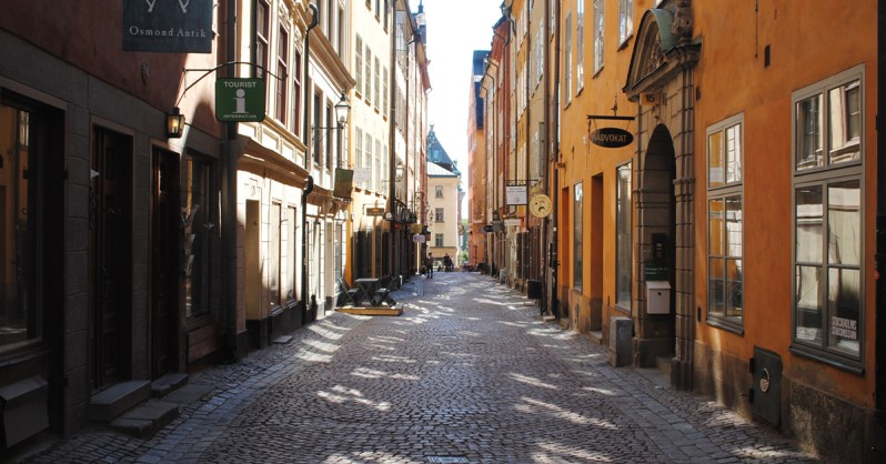 Where to Enjoy the Summer in Stockholm: Our Top 10 Recommendations Gamla Stan