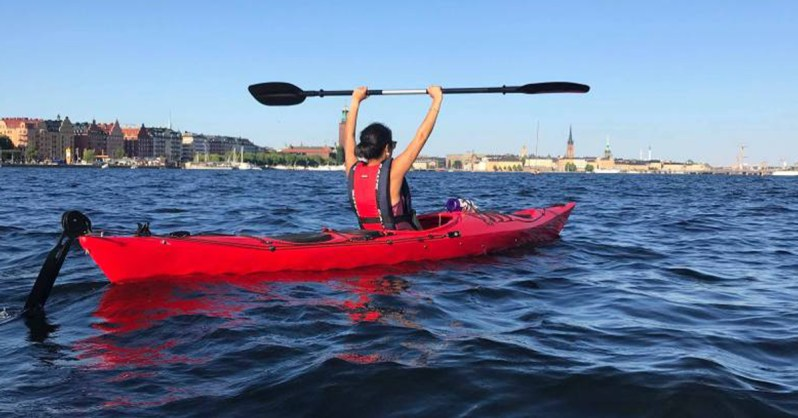 Where to Enjoy the Summer in Stockholm: Our Top 10 Recommendations Långholmen Kayak