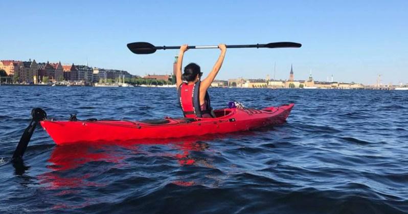 Where to Enjoy the Summer in Stockholm: Our Top 10 Recommendations Långholmen Kayak