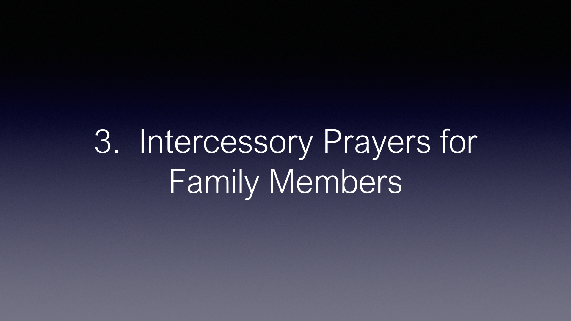 COP-09 - How to Pray for Those We Love Part 2 - Praying for Integrity in Their Personal Lives (8)
