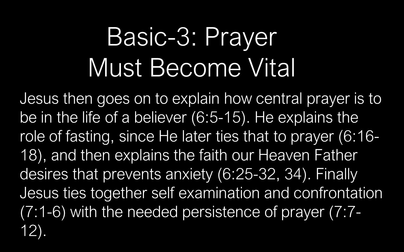 ESH-11 - The Discipline Of Disciple-Making - Disciples - Follow Christ & Make Disciples (17)