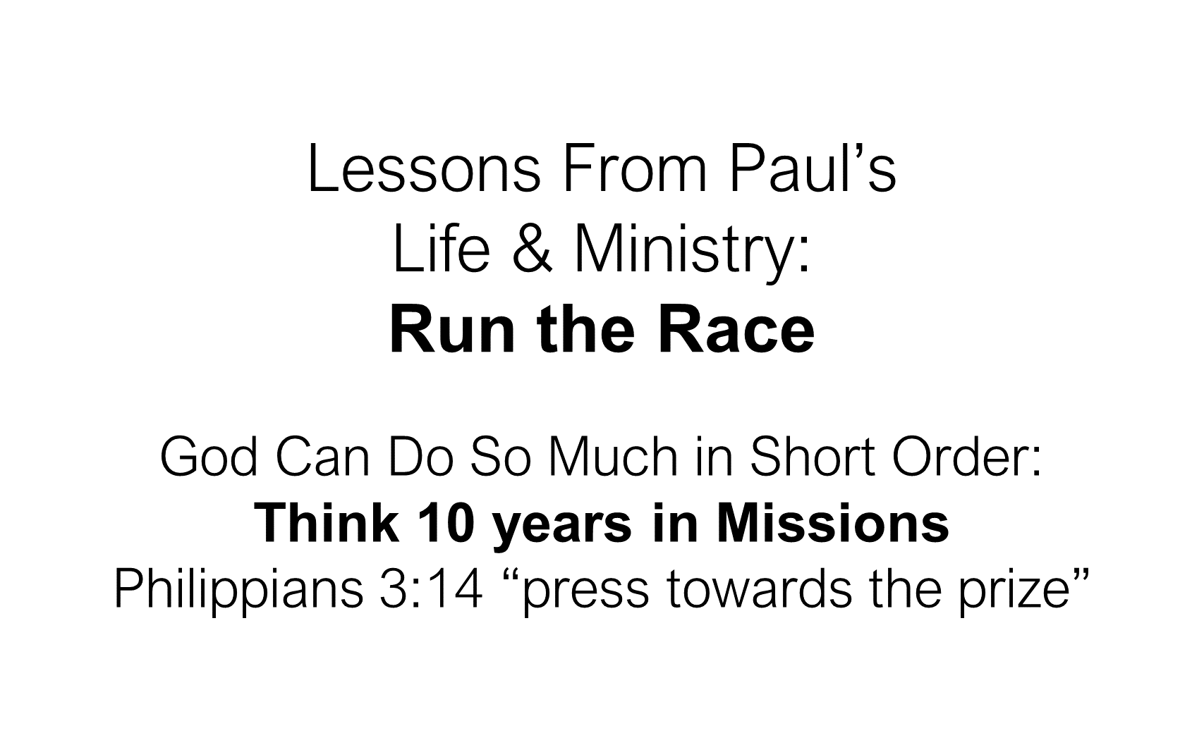 ESH-23 - The Discipline Of Disciple-Making - Paul - Used By God To Change The World (27)