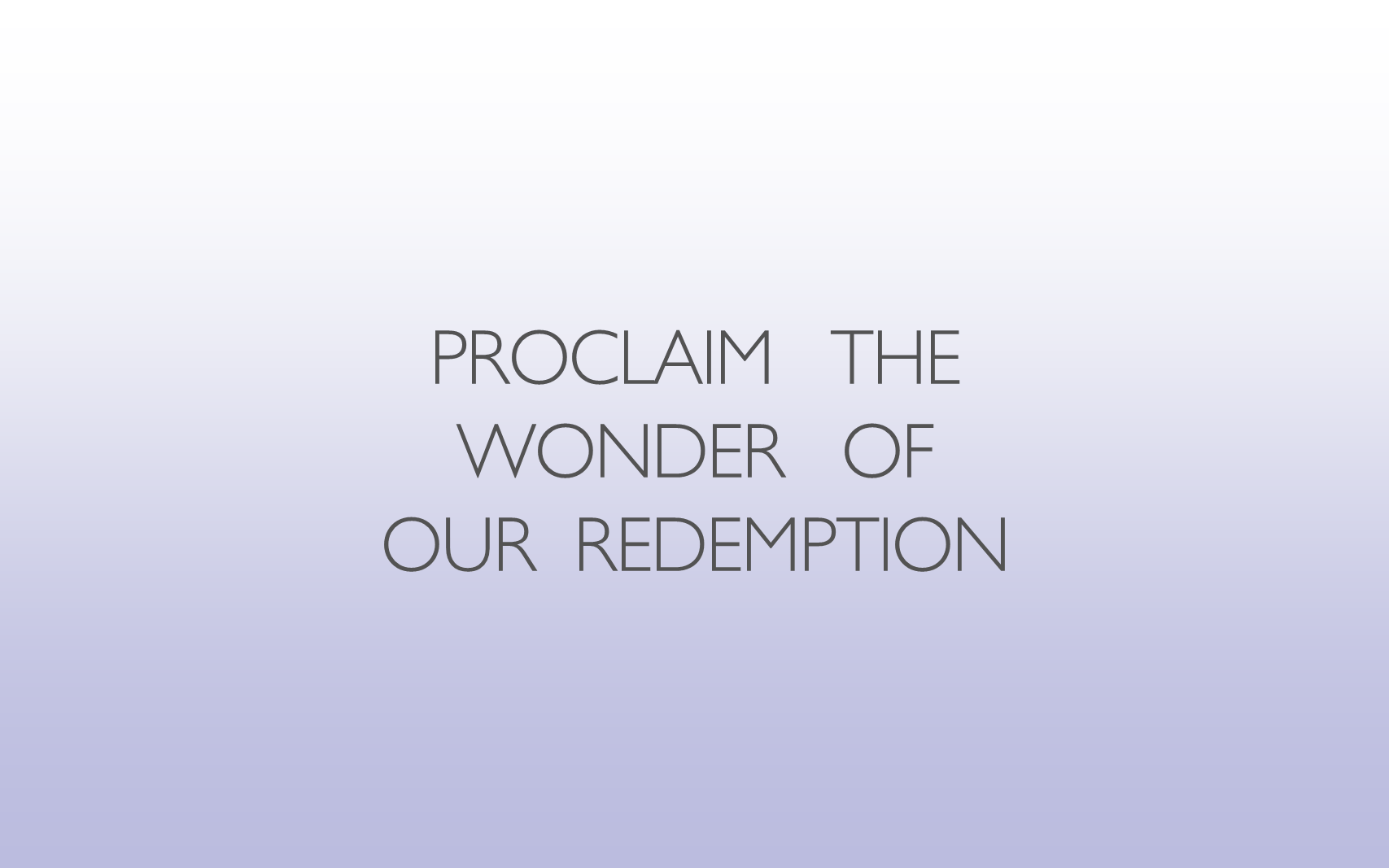 WCC-03 - Proclaiming Christ's Cross Regularly (14)