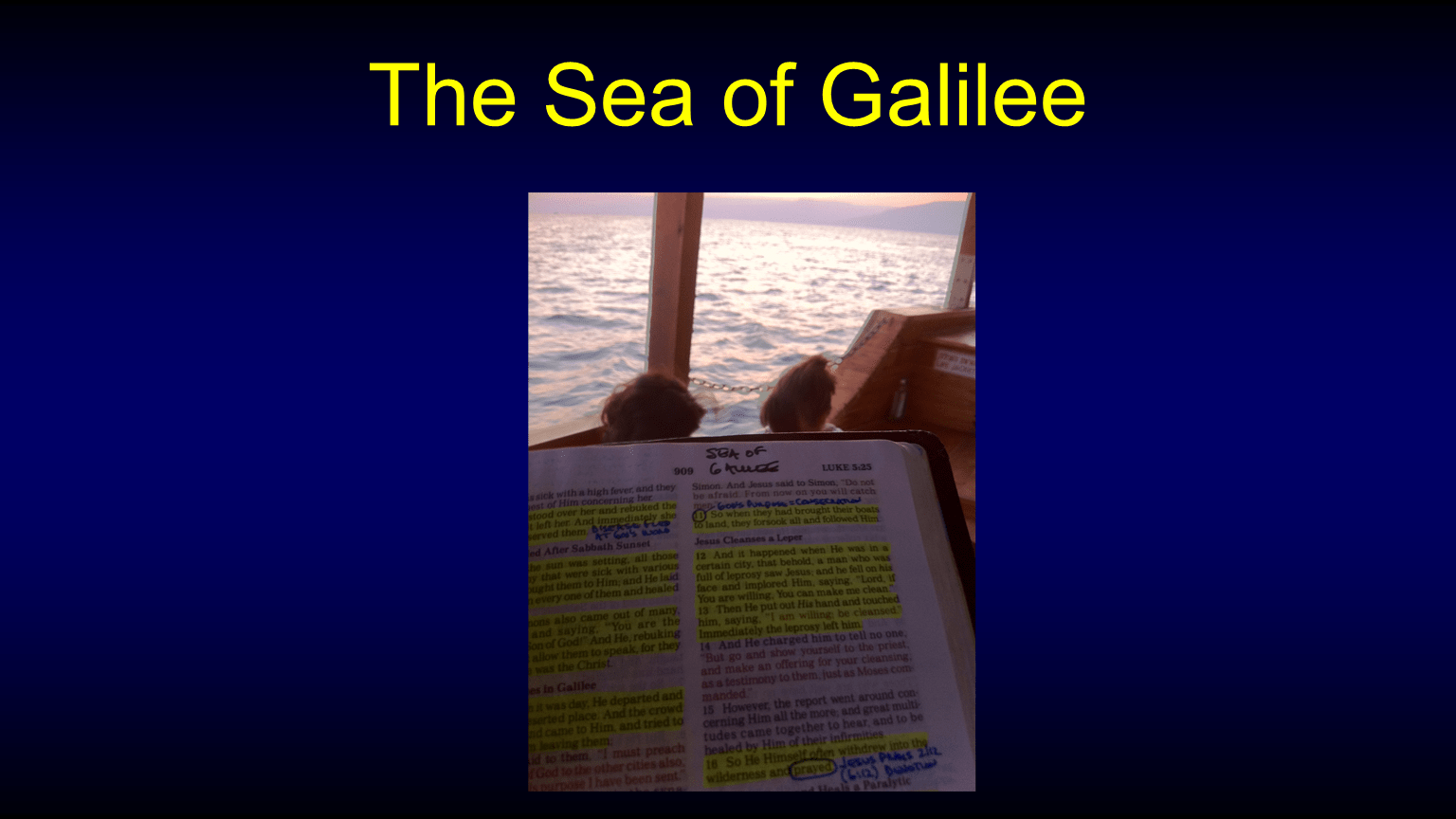 WTB-58 - From Gethsemane To Calvary - Pictures From The Land Of The Book (10)