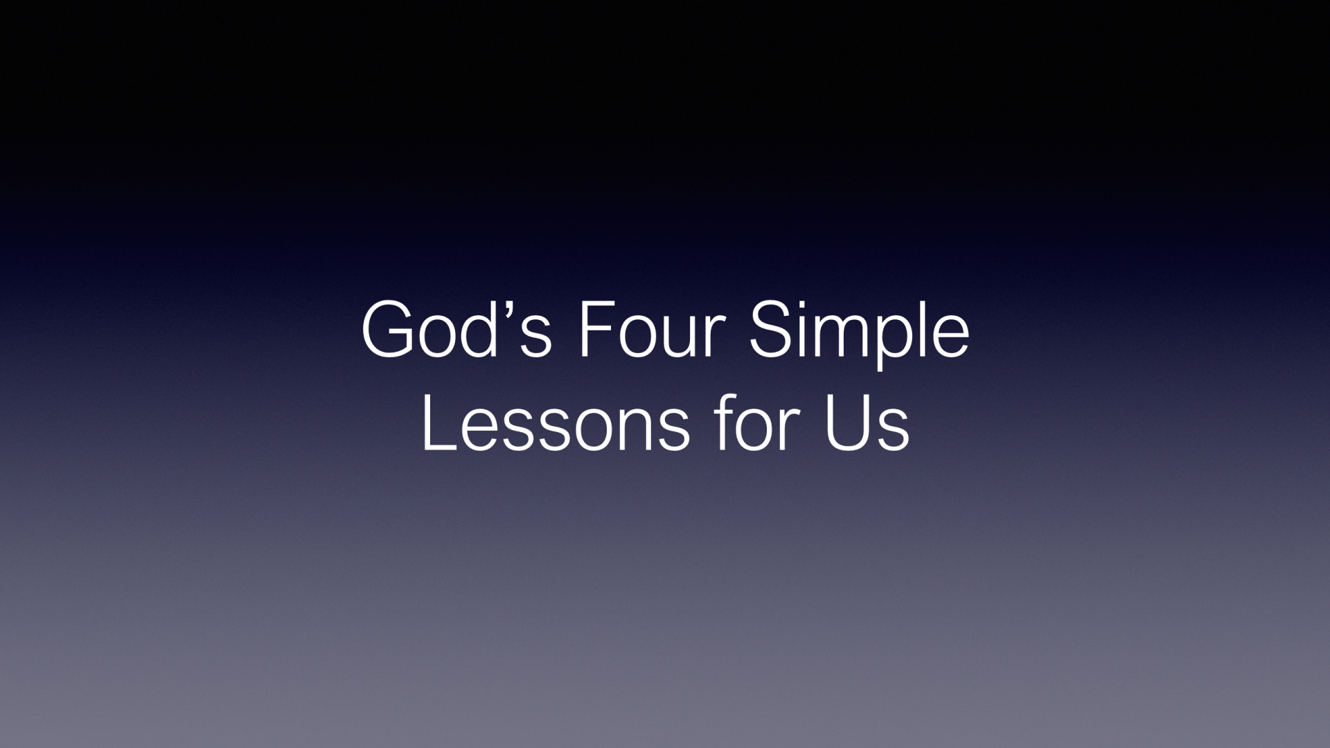 FTF-22 - Give us This Day Our Daily Bread - Learning How To Invite God To Supply Me Through Life (6)