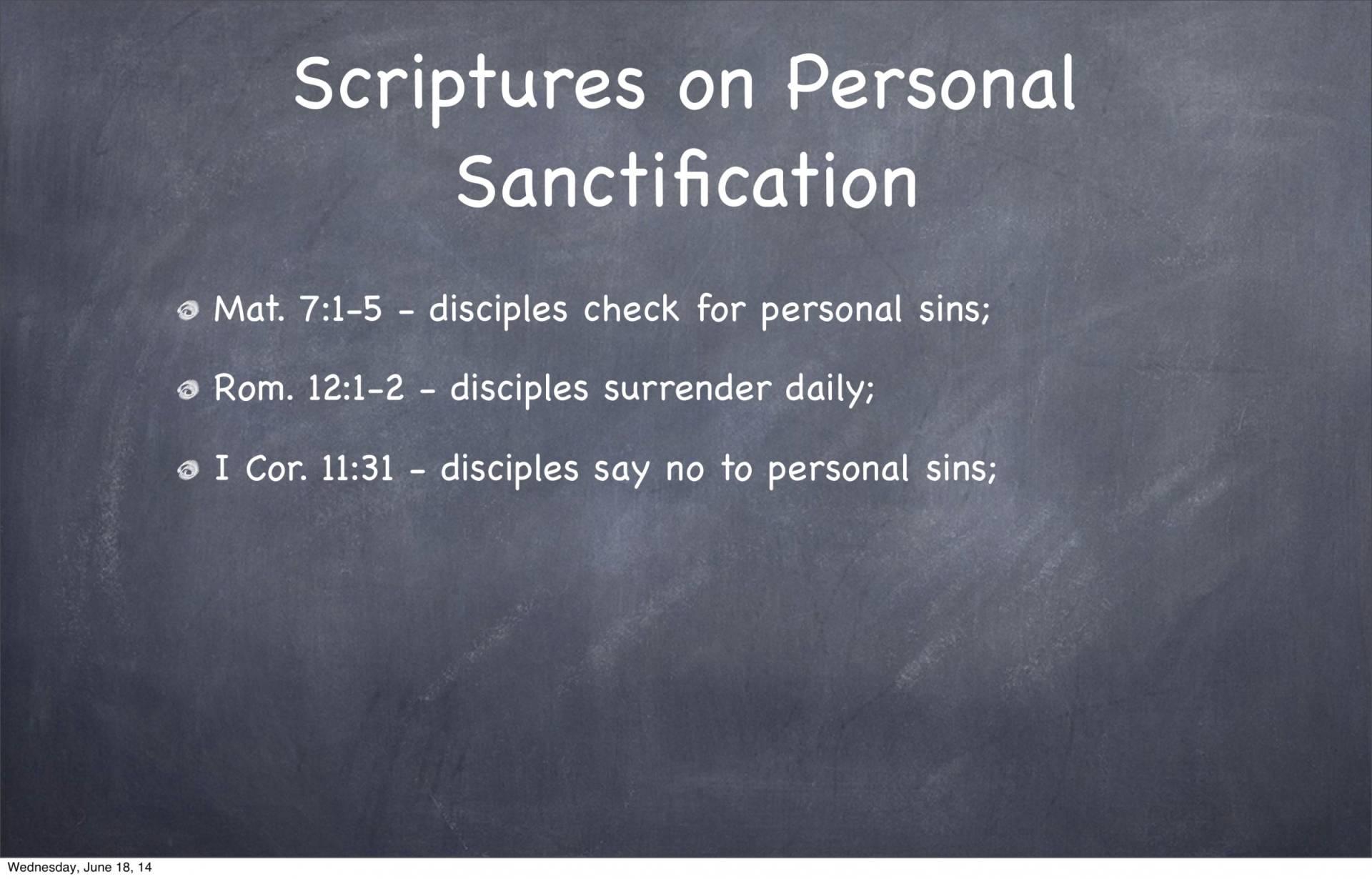 BC&D-05 - Foundations For Santification - Part 1-24