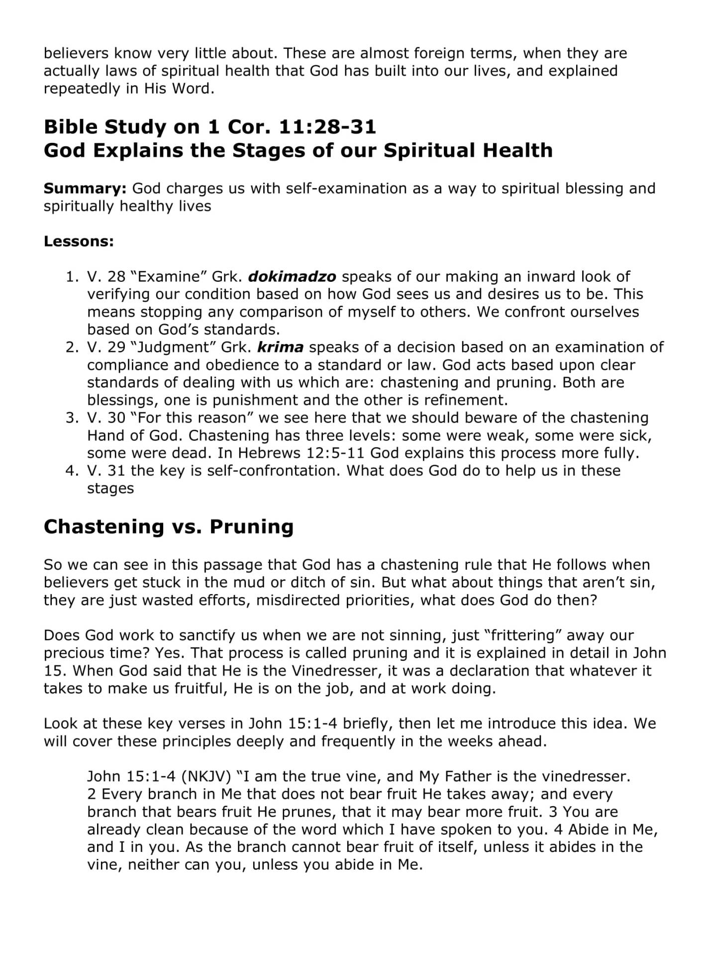 BC&D-07 - A Theology Of Spiritual Health - Chastening, Pruning, And Self-Confrontation-10