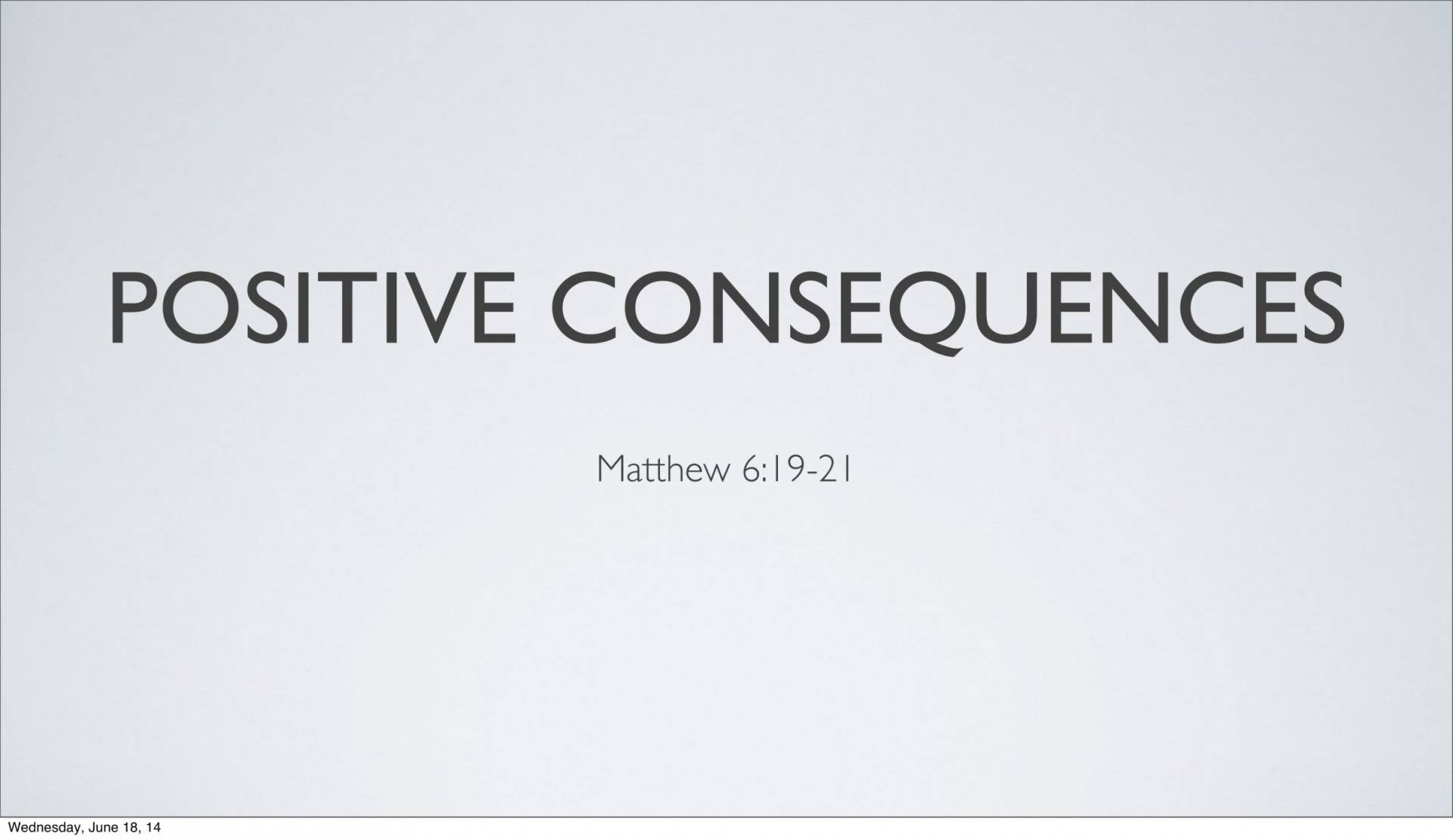 BC&D-14 - Lesson 5-1 - The Inescapable Consequences Of Sin-18