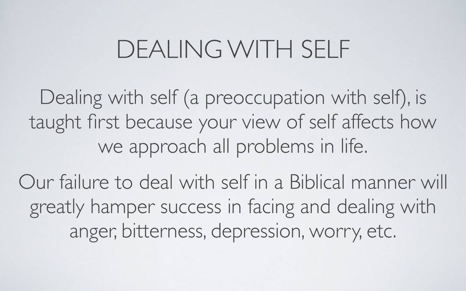 BC&D-28 - Lesson 9-1 - Dealing With Self-07