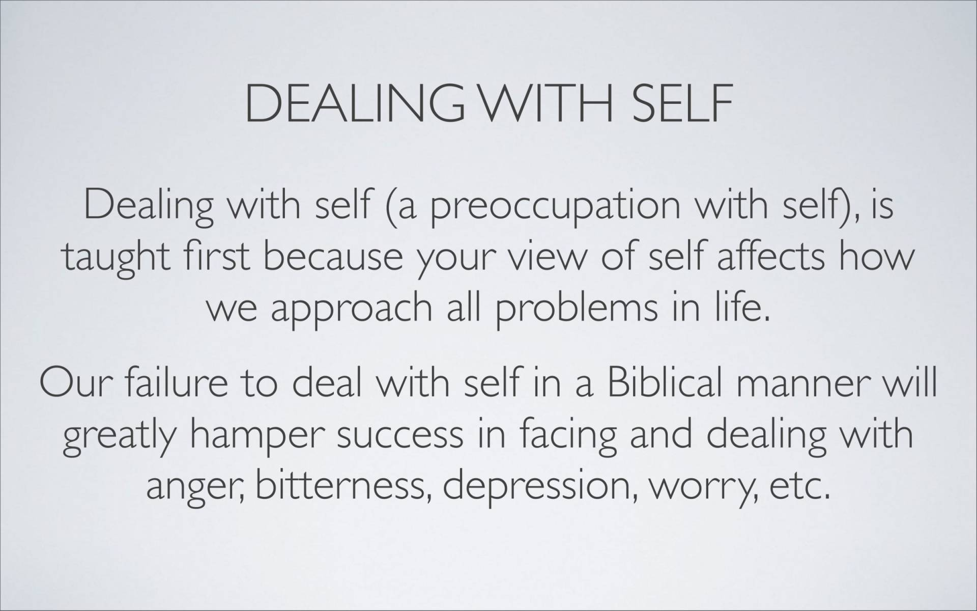 BC&D-29 - Lesson 9-2 - Dealing With Self-04