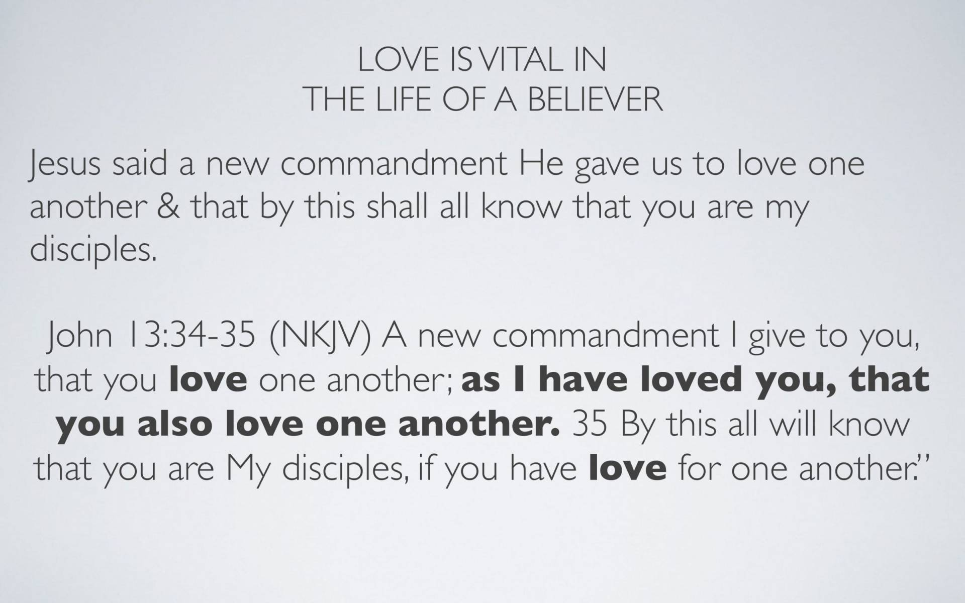 BC&D-34 - Lesson 13-2 - The Source Of The River Of Love That Is To Flow Out Of The Life Of A Believer-06