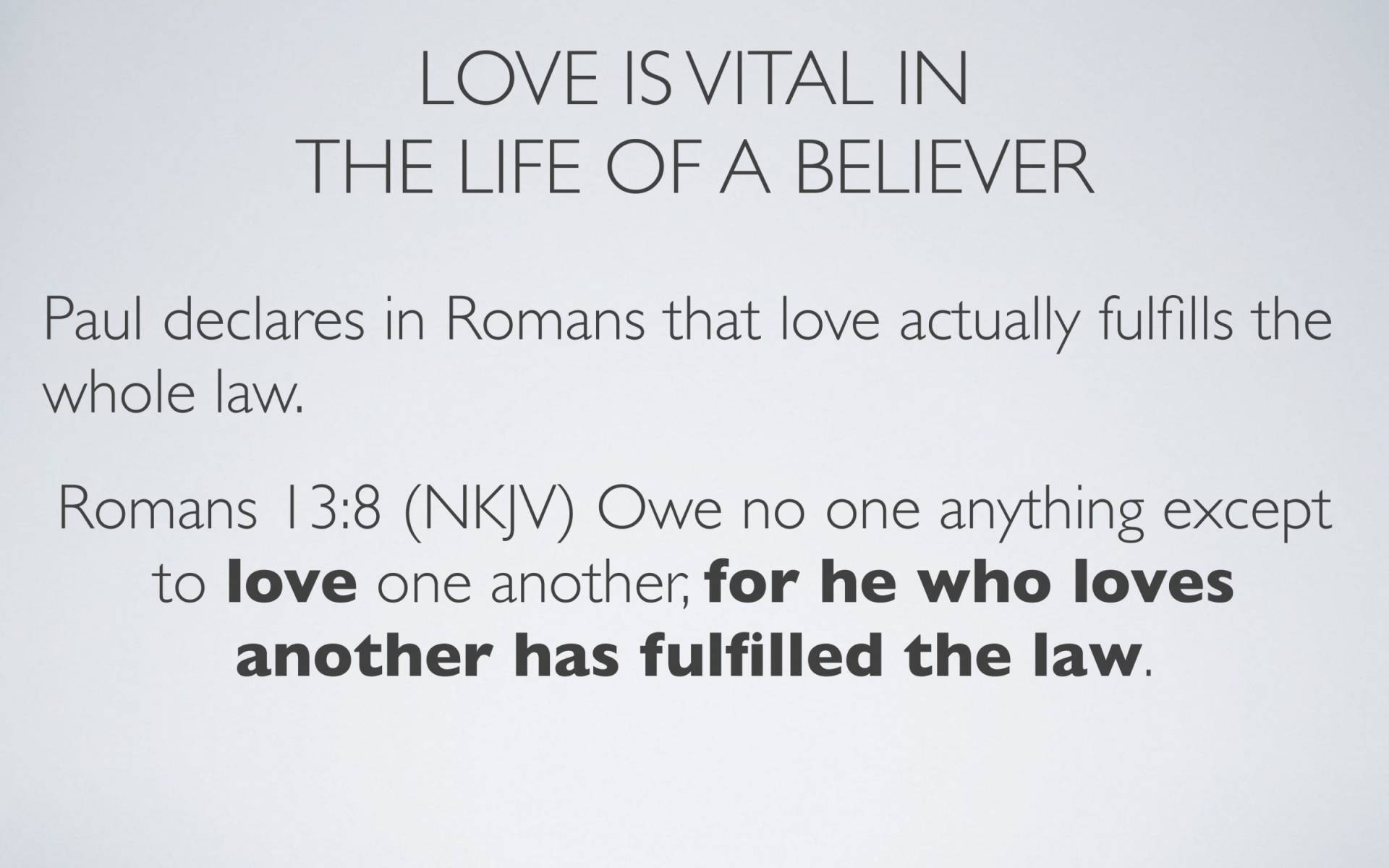 BC&D-34 - Lesson 13-2 - The Source Of The River Of Love That Is To Flow Out Of The Life Of A Believer-07