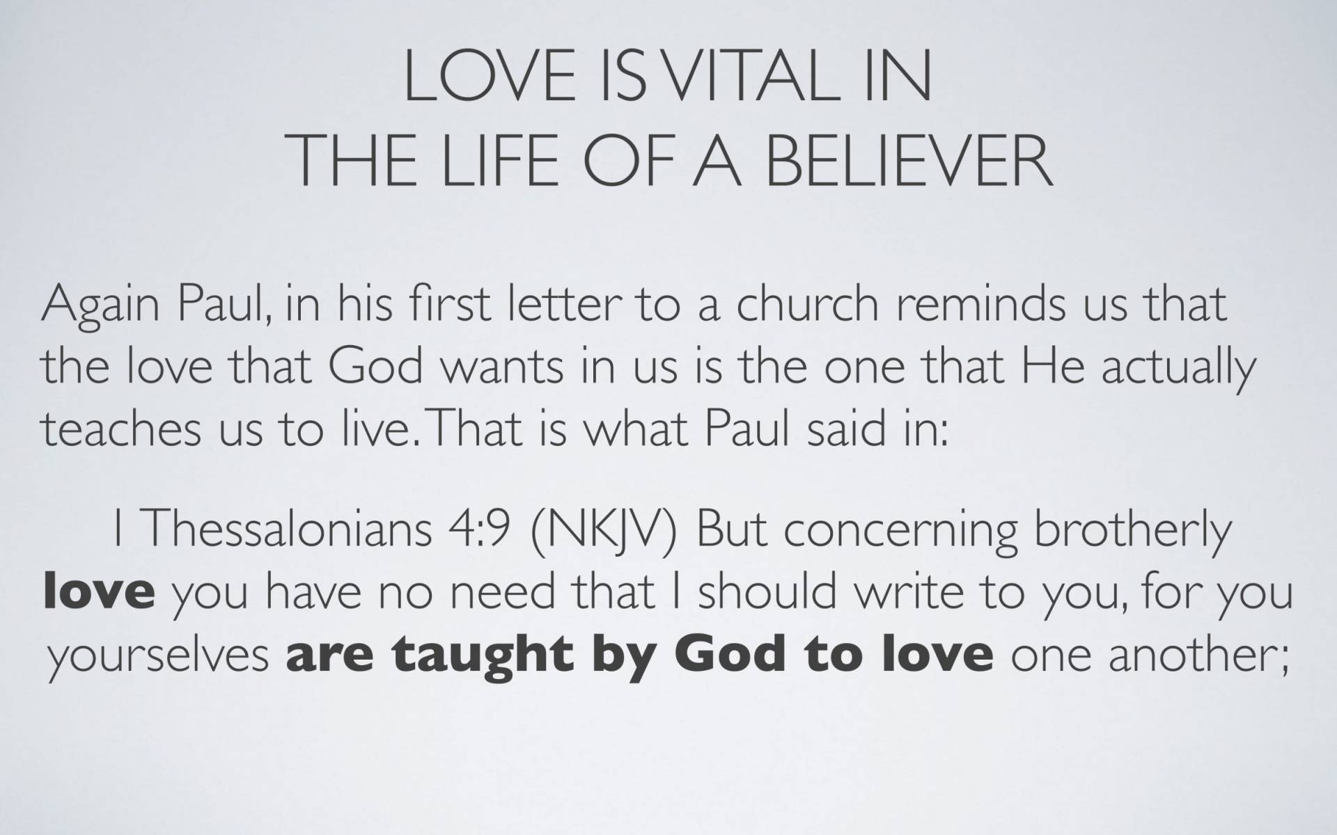 BC&D-34 - Lesson 13-2 - The Source Of The River Of Love That Is To Flow Out Of The Life Of A Believer-09