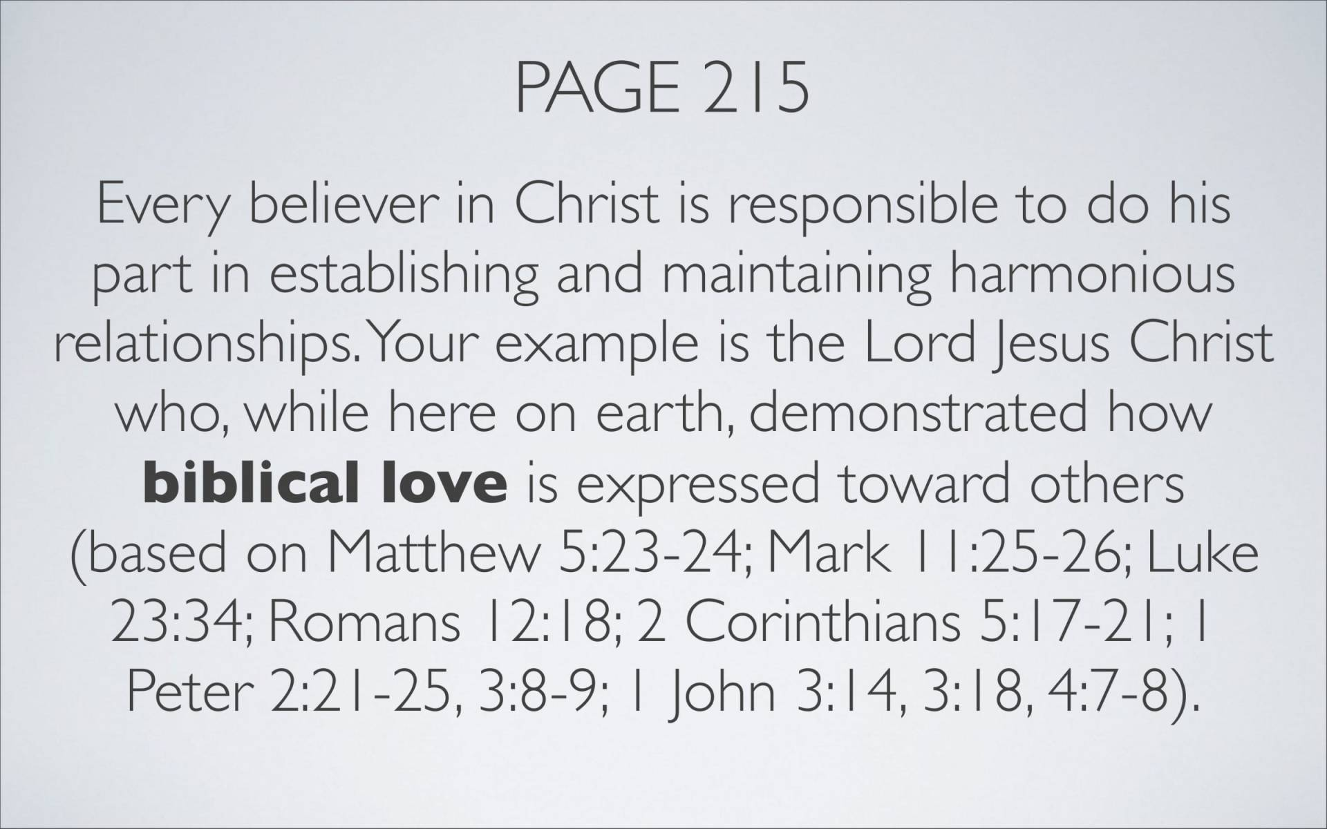 BC&D-35 - Lesson 13-3 - The Source Of The River Of Love That Flows Out Of Our Lives As Believers-07