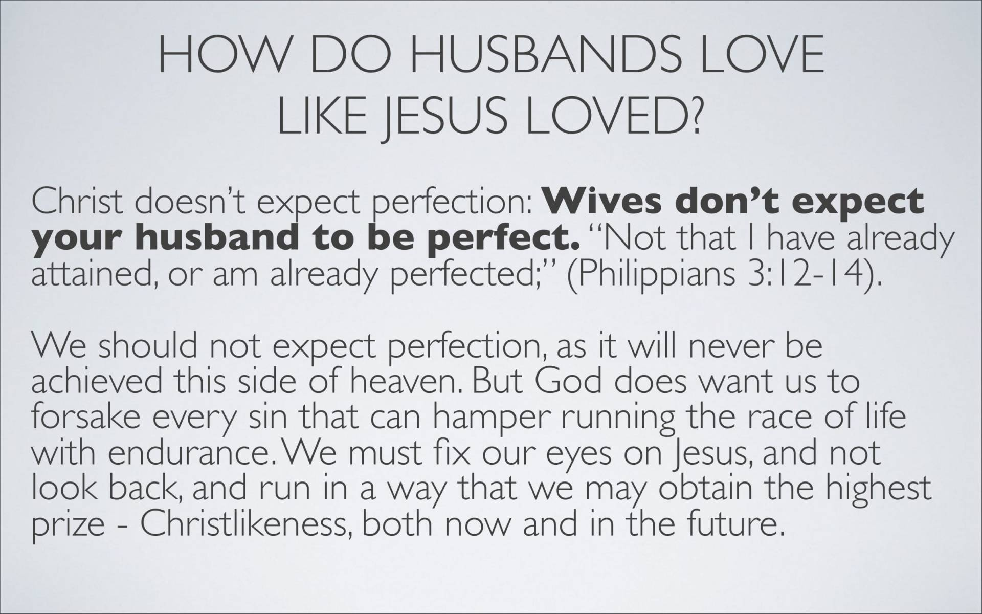 BC&D-37 - Lesson 15-1 - The Marriage Relationship - Husbands-29