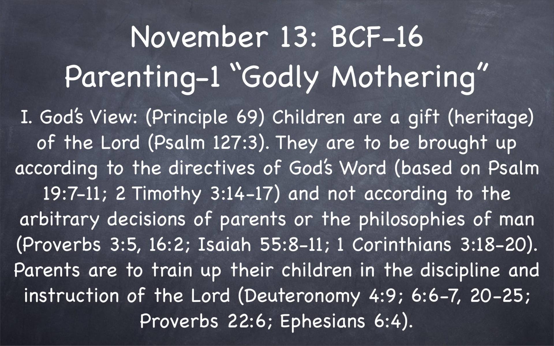 BC&D-39 - Lesson 16-1 - Parenting - Godly Mothering-04