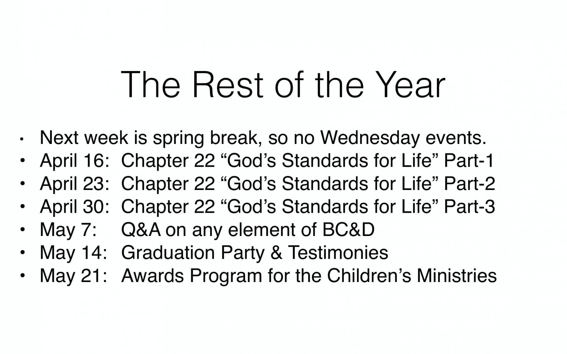 BC&D-53 - Lesson 21-2 - Life Domination Sins 2 - Part 2-03