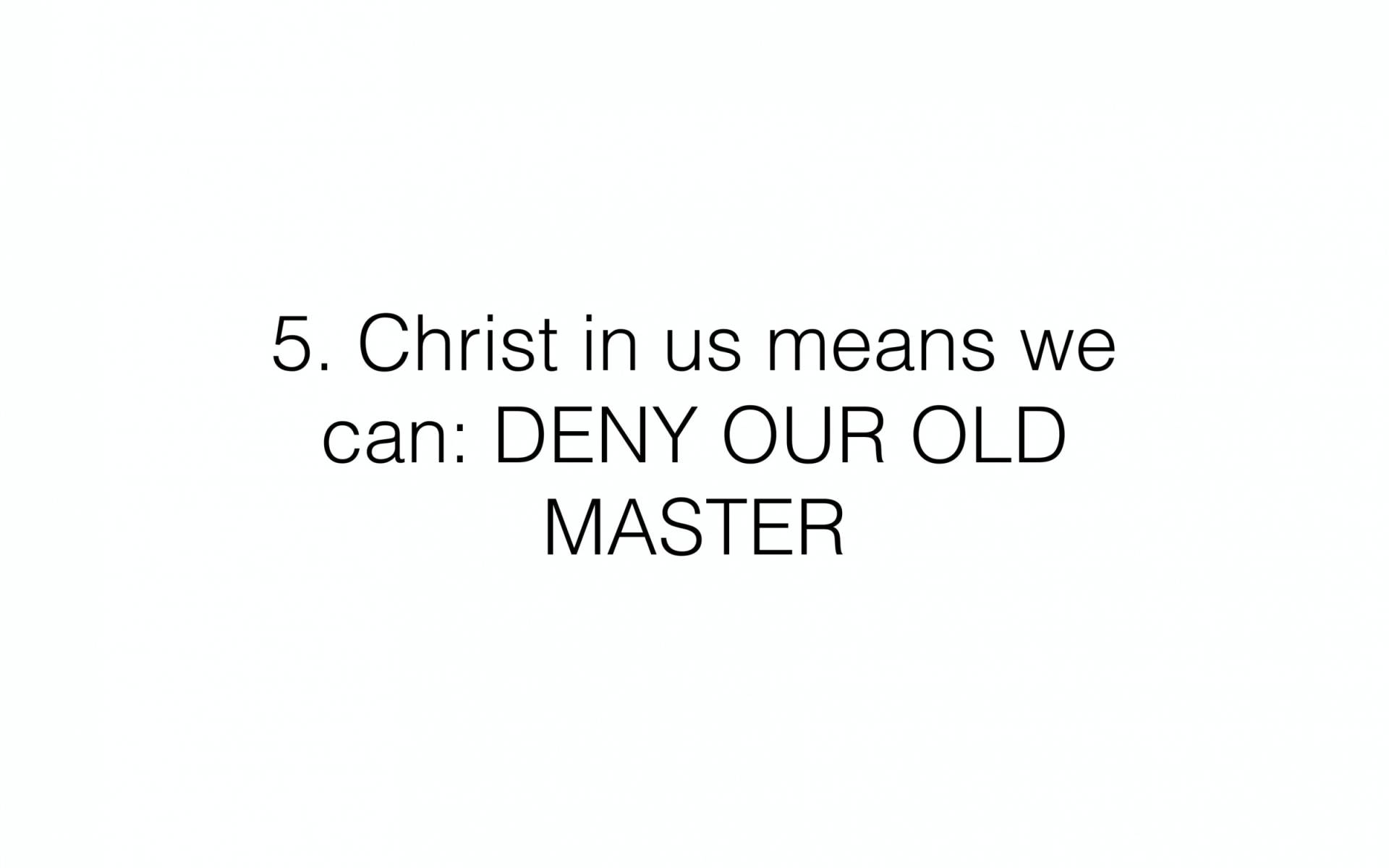BC&D-53 - Lesson 21-2 - Life Domination Sins 2 - Part 2-21