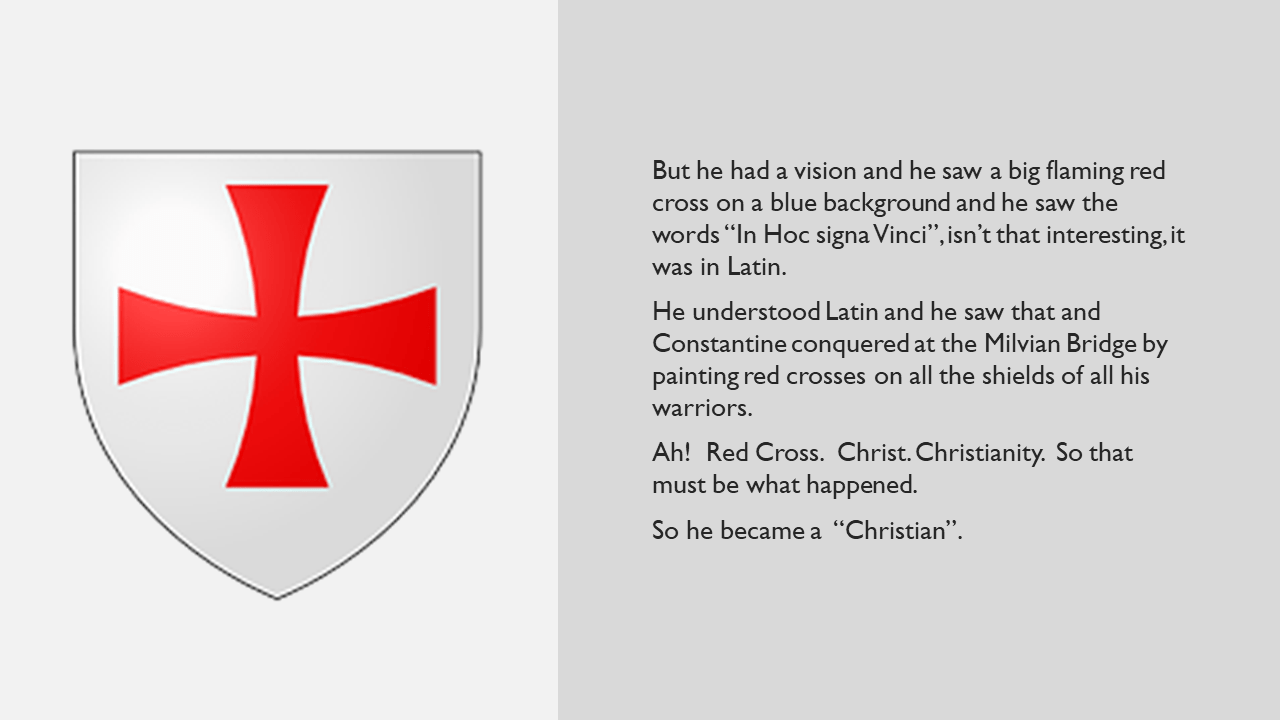 APO-13 - Why I am Not A Roman Catholic - The Slow Rise of False Traditions (18)