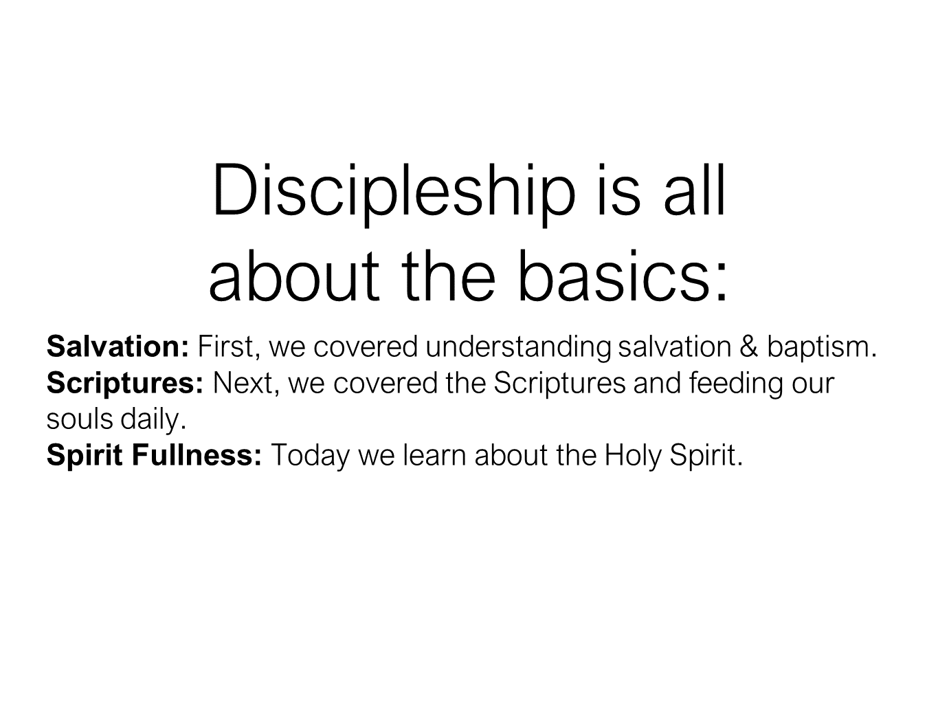 ESH-28 - Discipleship Lesson 4 - The Spirit Of God Teaching Them About The Source Of An Endl (20)