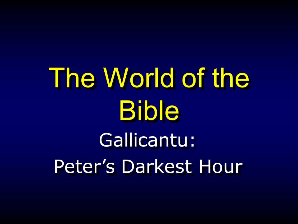 WTB-12 - Peter's Darkest Hour (1)