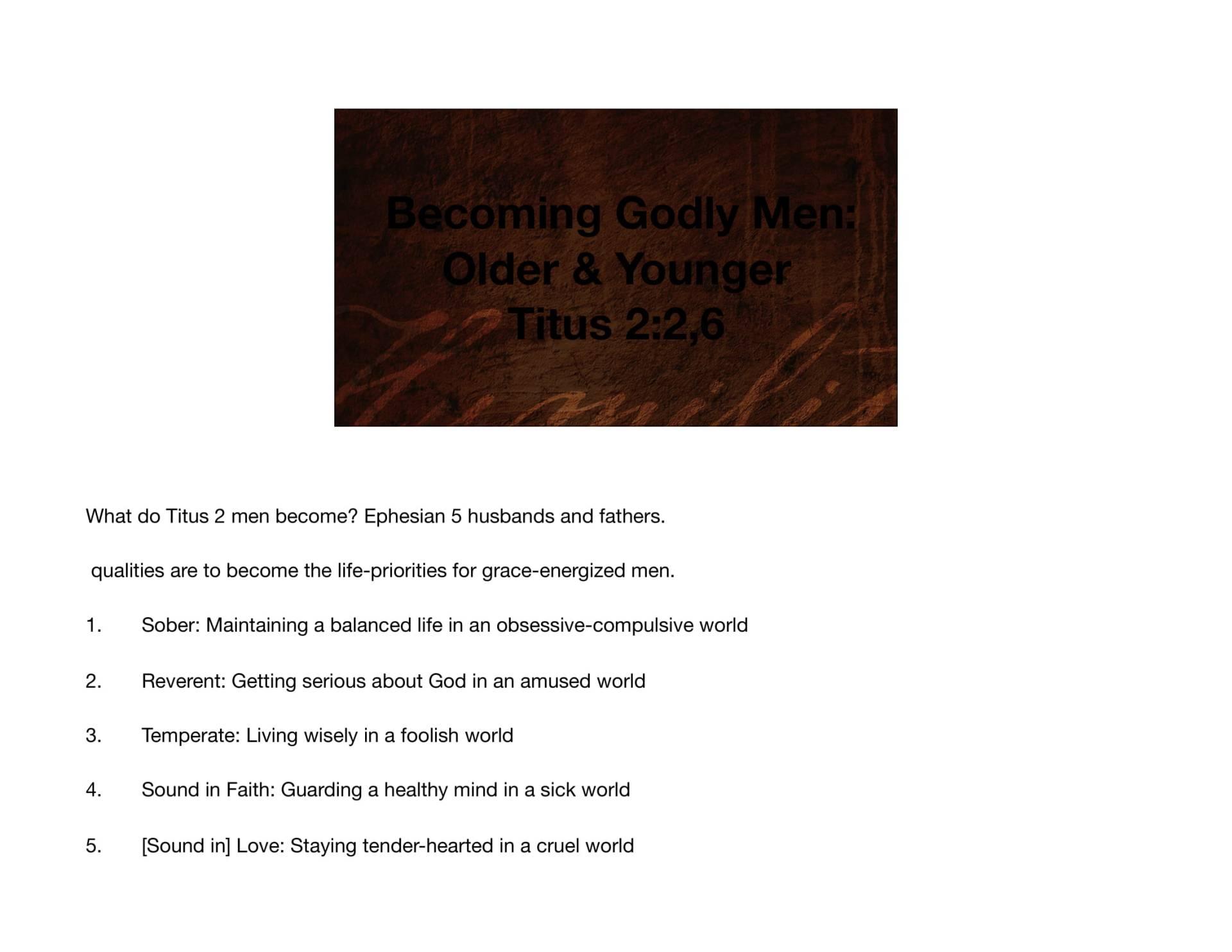 LGI-04 - Caution Men - Spiritual Maturity Is Not Automatic-11