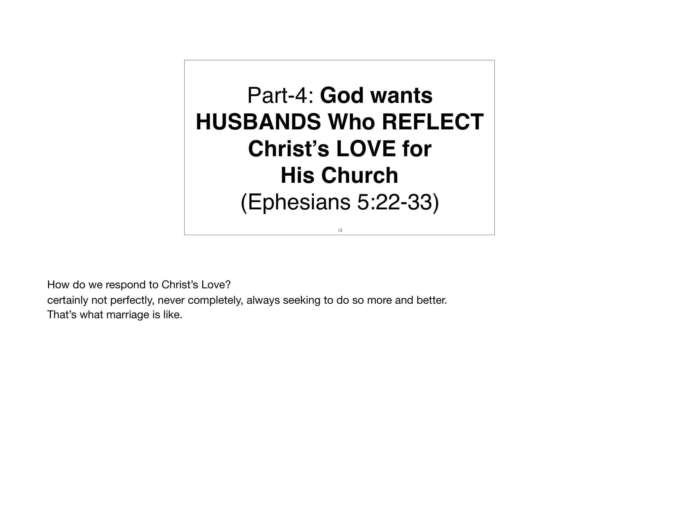LGI-04 - Caution Men - Spiritual Maturity Is Not Automatic-13