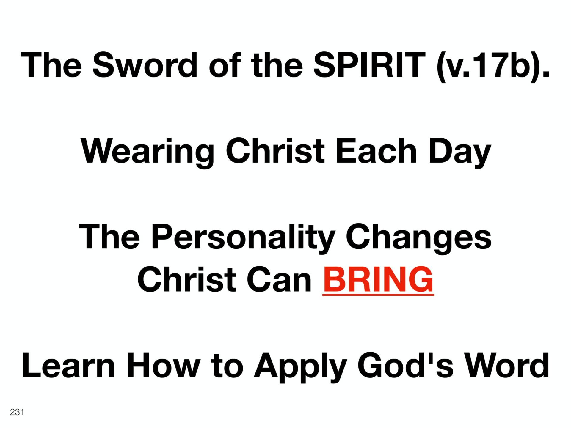 WOL2018 Hungary - 10 - Christ's Last Words To His Church - The Seven Habits of Sanctified Believers (21)