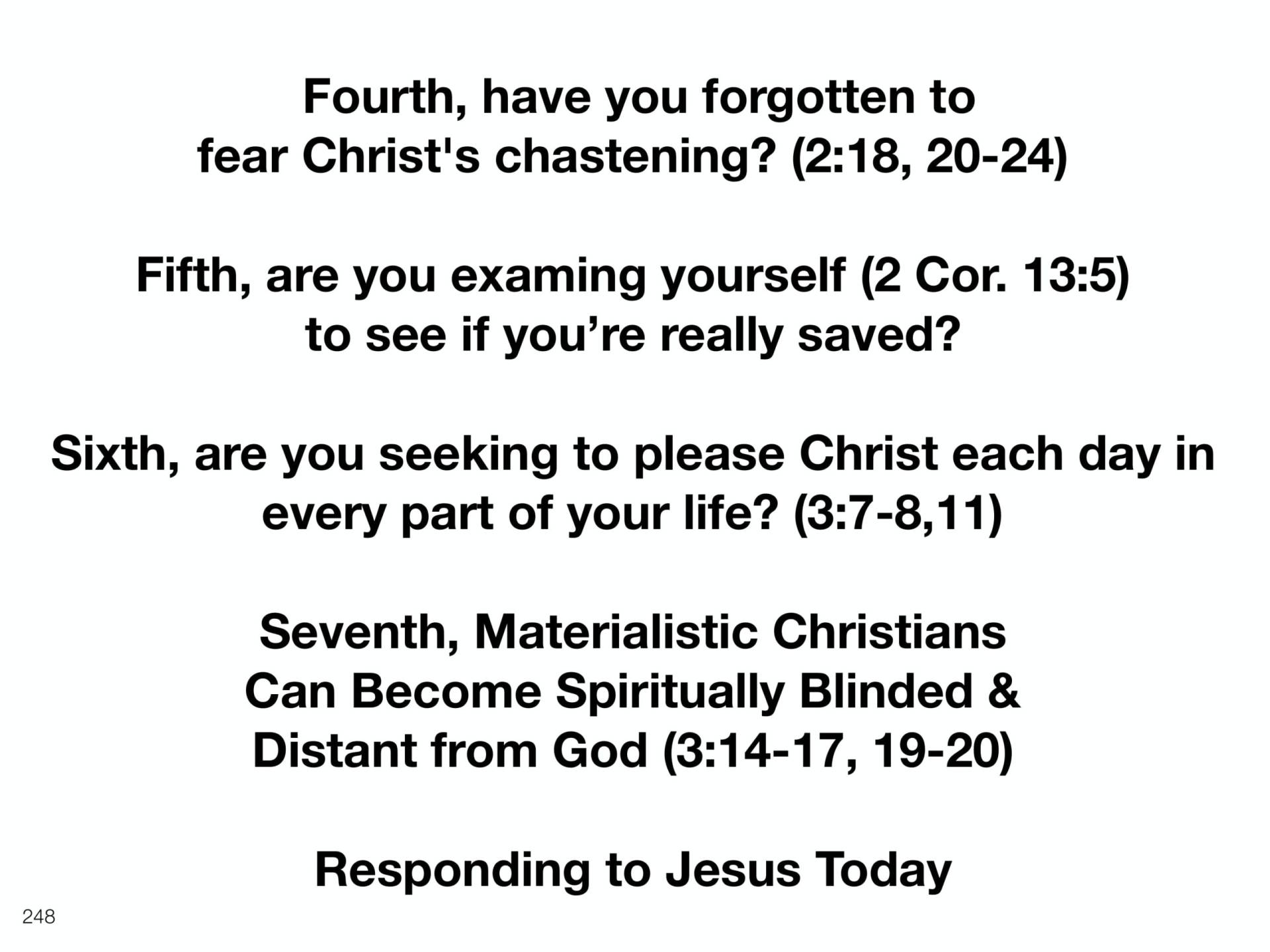 WOL2018 Hungary - 10 - Christ's Last Words To His Church - The Seven Habits of Sanctified Believers (38)