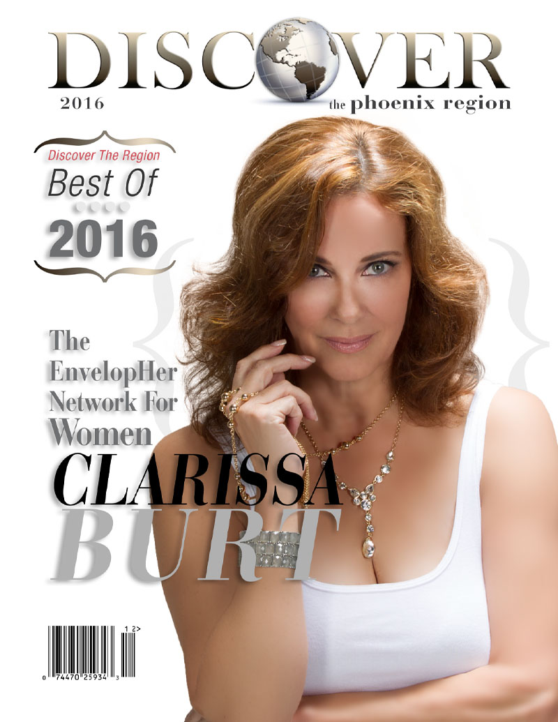 2016 Discover The Phoenix Region Cover