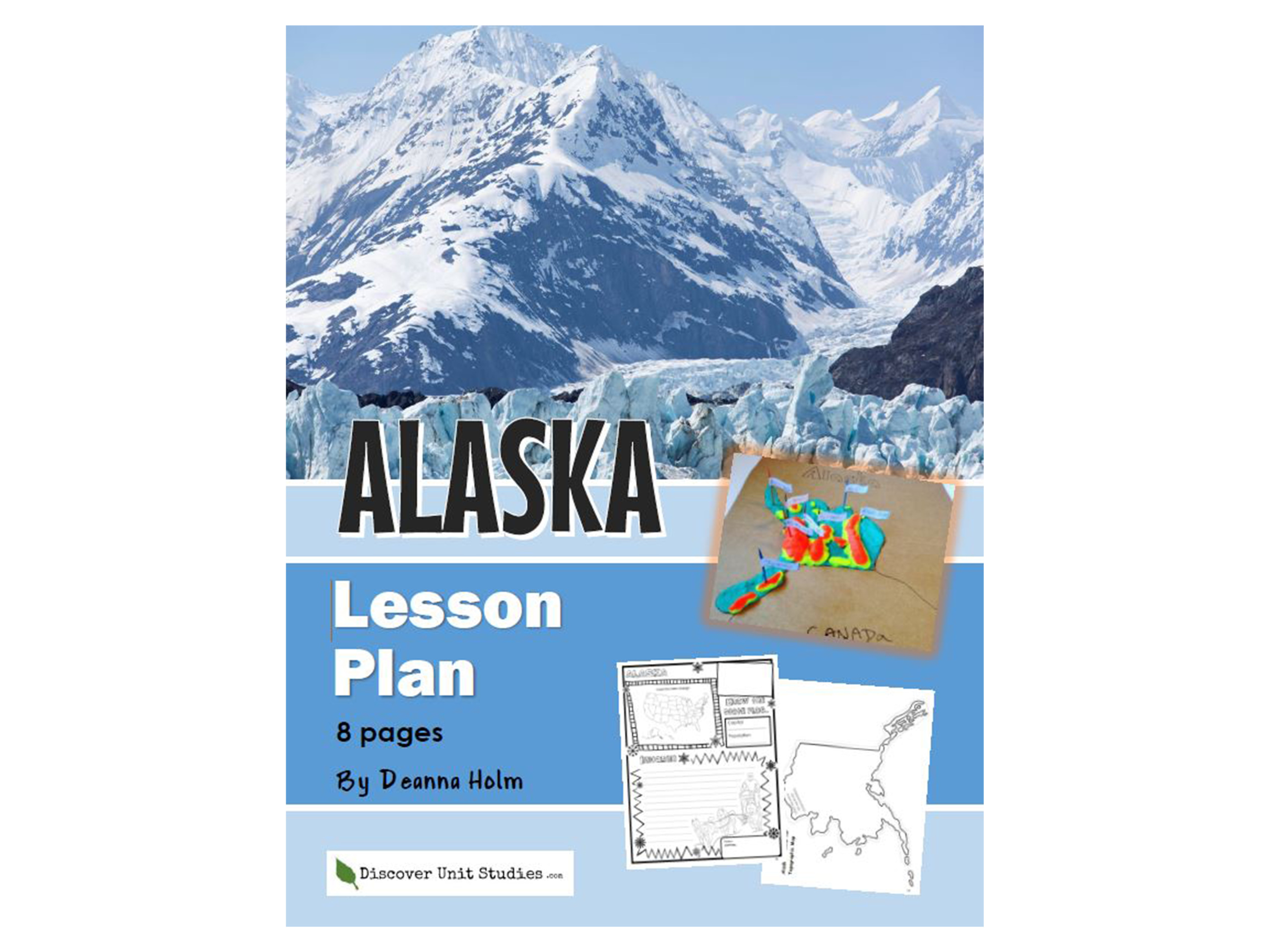 Alaska Iditarod Worksheet