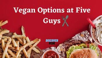 All Vegan options at Five Guys