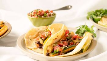 Vegetarian Tacos Mexican Recipe