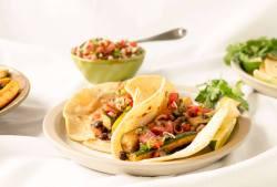 Vegetarian Tacos Mexican Recipe