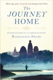 best autobiographies - the journey home by Radhanath Swami