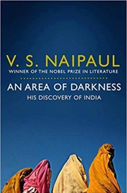 an area of darkness - naipaul -  the most famous & controversial banned books in India