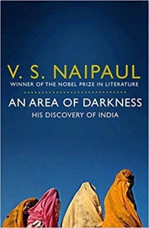an area of darkness - naipaul