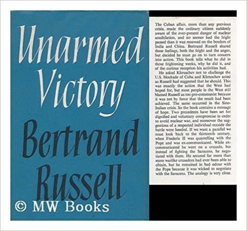 Unarmed Victory