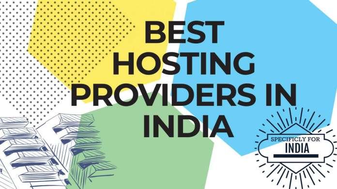 best web hosting provider in india