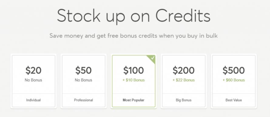 Creative Market Price subscription plan