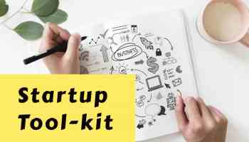 Startup tool kit for entrepreneurs